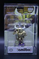 Nintendo Amiibo Shovel Knight Treasure Trove Gold Edition Figure Switch Wii 3DS
