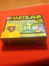 NIB Smart Lab Weather Station Kit & Book Birthday Gift Science Project