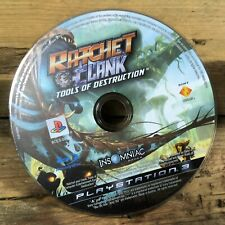 Ratchet & Clank: Tools of Destruction (Sony Playstation 3) *DISC ONLY*