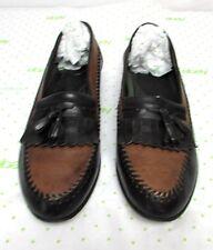 c6969e1162e Paragon men s size 11.5 leather loafers kilt tassel slip on dress shoes  brown