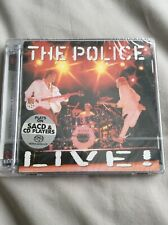 The Police Live SACD New And Sealed