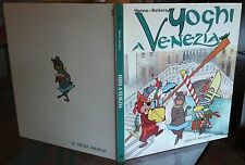 YOGHI A VENEZIA 1971 le pietre preziose Mondadori yogi bear 's guide to venice