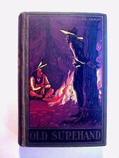 2958) Karl May - Old Surehand - 1. Band - um 1930