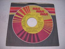PROMO w SLEEVE Nilsson Everybody's Talkin' 1969 45rpm VG++