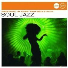 SOUL JAZZ (JAZZ CLUB)  CD NEW+