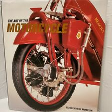 THE ART OF THE MOTORCYCLE 427 Page Illustrated Hardcover Book