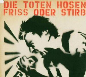 Die Toten Hosen - Friss Oder Stirb (4 Non-Album-Tracks) Digi/Neu