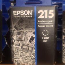 Epson 215 Standard Capacity T215120 Dura Brite Ink Cartridge