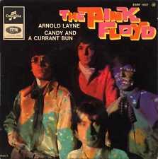 "PINK FLOYD ""ARNOLD LAYNE"" ORIG FR EP 1967 EX/EX"