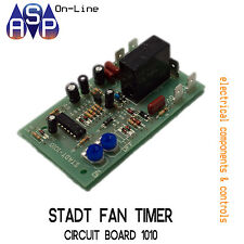 STADT FAN TIMER CIRCUIT BOARD 1010 - FOR STADT DUCTED HEATERS - PART# GC238