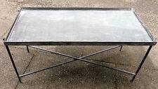 Impressionen Tische aus Metall Tischteile & -zubehör,