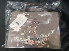 Cath Kidston x Disney Bambi Grab Bag - Fawn - BNWT