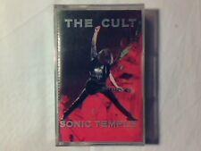 THE CULT Sonic temple mc ITALY SIGILLATA SEALED!!!