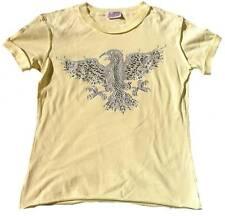 AMPLIFIED THE STRANGLERS Kids Rock Star VINTAGE STRASS T-Shirt g.146/152