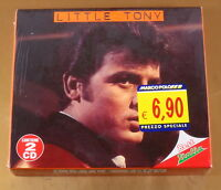 LITTLE TONY - PARTE 1 E 2 - 2CD - 2005 - OTTIMO CD [AC-274]