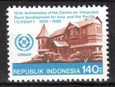 Indonesia - 1989 Centre on rural development - Mi. 1305 MNH