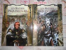 Les Maîtres Inquisiteurs. Tomes 1 et 2.