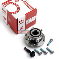 Front Wheel Hub Axle Bearing FAG For AUDI A3 S3 VW Golf GTI Passat Rabbit Tiguan