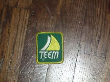 teem soda  patch,  70's , new old stock