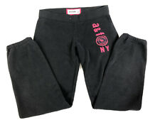 Abercrombie Kids Girls Sweatpants Pants Size Medium Black