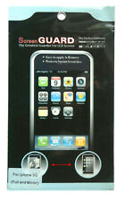 iPhone 3G 3GS Screen LCD Protector Guard Full & Mirror Anti-Scratch Transparent