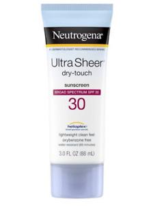 Neutrogena Ultra Sheer Dry-Touch Sunscreen Broad Spectrum 5oz SPF 30