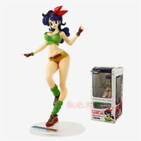 MegaHouse Dragon Ball Gals Lunchi Black Hair Ver. Lunch Girls Figure New in Box