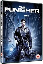 The Punisher [DVD] [1989] Dolph Lundgren New Sealed