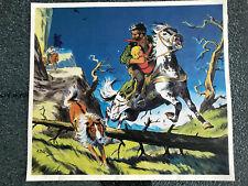 Poster Klaus Dill Bessy limitierte Mini-Auflage 63/100 (Heft Nr. 14)