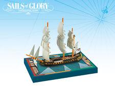 Hms Sybille 1794 británico Fragata-Guerras Napoleónicas-Velas De Gloria-sgn105c