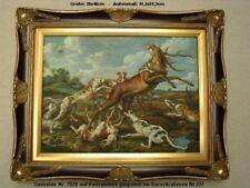 Malerei-Reproduktionen im Stil der Zeit & künstlerische Tiere