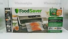 FoodSaver Vacuum Sealing System 2-in-1 Food Preservation System Starter Kit New