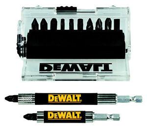 Dewalt DT70512 set 14 pz di inserti per avvitatore avvitatori varie misure
