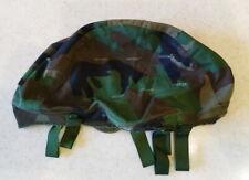 USMC PASGT Helmet Cover Woodland Camo BDU Combat X-small/small