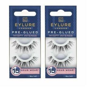 Eylure Pre Glued False Eyelashes No. 141