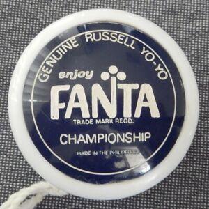 1973 Australian Fanta Dark Blue Russell Coca Cola yoyo
