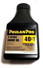Poulan Pro Weed Eater Easy Mix Engine Oil 40:1 for 2-Stroke Engines Only