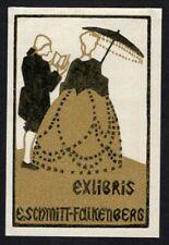 16)Nr.037- EXLIBRIS- Rolf von Hoerschelmann