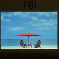 LOT (20) FIJI TOURISM BUREAU - Professional - 35mm Slides - Travel