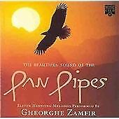 Beautiful Sound Of The Pan Pipes, Gheorghe Zamfir, Audio CD, Acceptable, FREE &