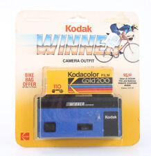 KODAK WINNER + 110 FILM IN A SEALED BLISTER PACK, FOR DISPLAY ONLY/cks/197122