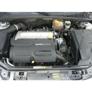 2003 Saab 9-3 9 3 YS3F 2,0 t BioPower Motor Engine B207L 129 KW 175 PS