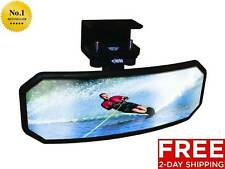 New Boat Rear View Mirror Marine Wide Universal Sailing Boating Free Shipping!!
