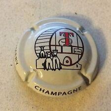 Capsule de champagne TRIBAUT Sébastien (13. T rouge)