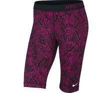 "BNWT Nike Pro Vixen 11"" Women's Compression Shorts 685157 607   Size : M"