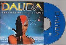 DALIDA salma ya salama CD SINGLE
