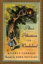 Alice's Adventures in Wonderland (Books of Wonder) by Carroll, Lewis