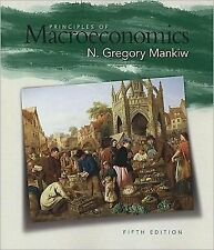 B003PUMNJI N. G. Mankiws 5th(fifth) edition (Principles of Macroeconomics (Pap