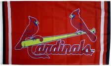 St Louis Cardinals Flag Baseball 3x5ft Banner