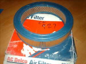 Air filter fits Komatsu Forklift FD20 FD25 FD30 with Isuzu C221 engine